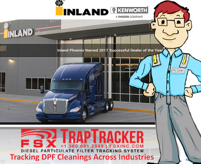 FSX Inc's TrapTracker Software Deployed at North American